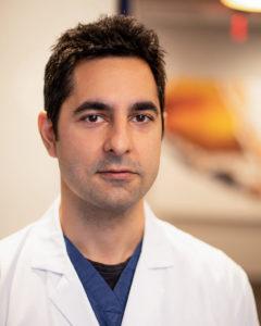Dr. Amirali Fattahi, General Dentist trained in Botox